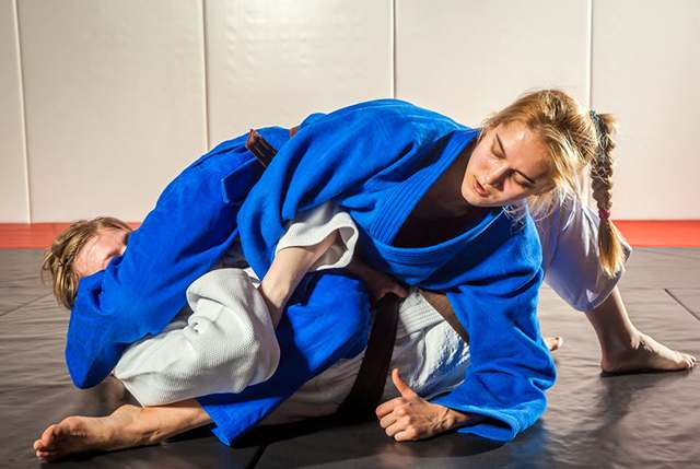 Adultbjj1, Impact Family Martial Arts Newark OH