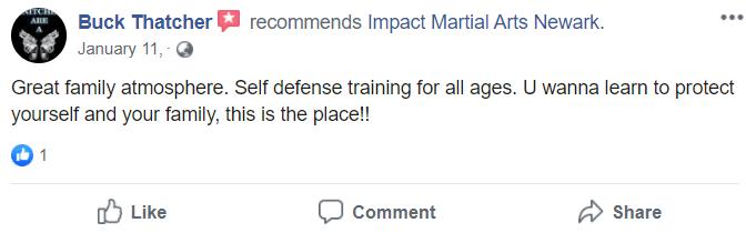 Adult4, Impact Family Martial Arts Newark OH