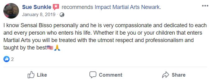 Kids4, Impact Family Martial Arts Newark OH