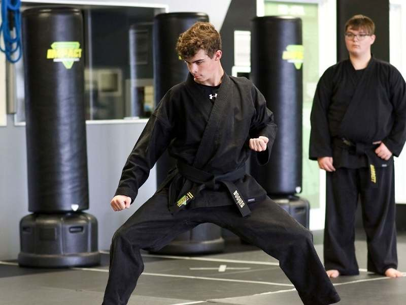 Adult2, Impact Family Martial Arts Newark OH