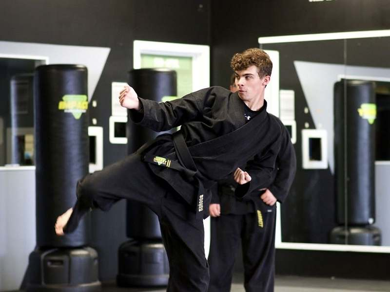 Adult3, Impact Family Martial Arts Newark OH