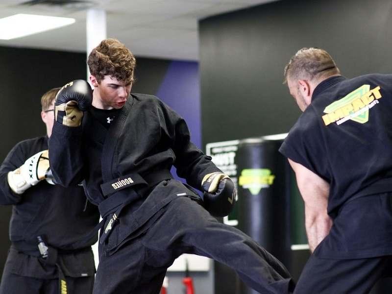 Fkb3, Impact Family Martial Arts Newark OH