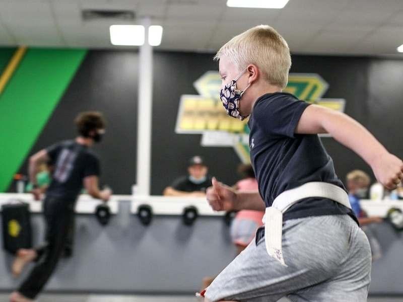 Kids1, Impact Family Martial Arts Newark OH