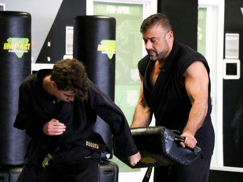 Krav2, Impact Family Martial Arts Newark OH