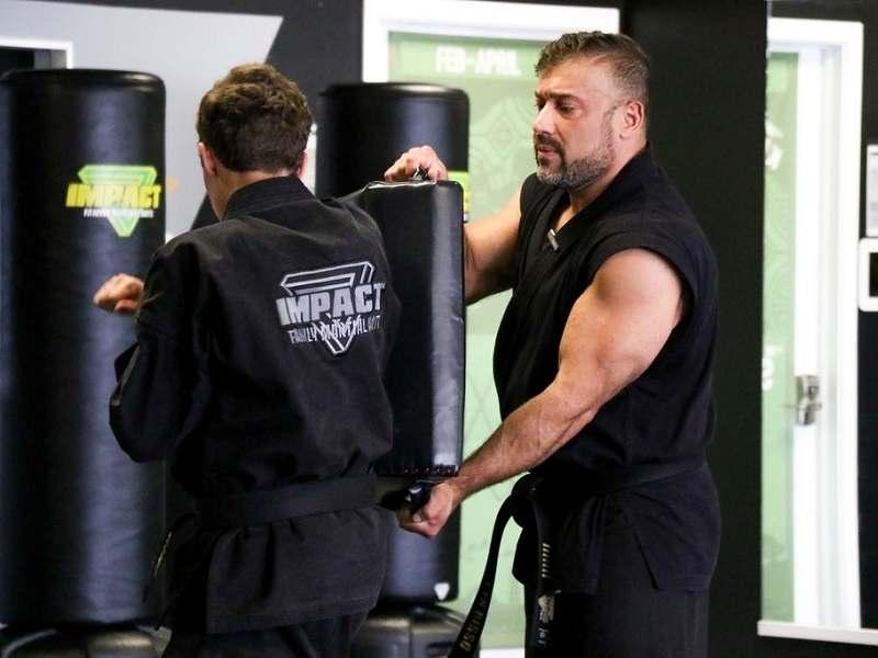Krav3, Impact Family Martial Arts Newark OH