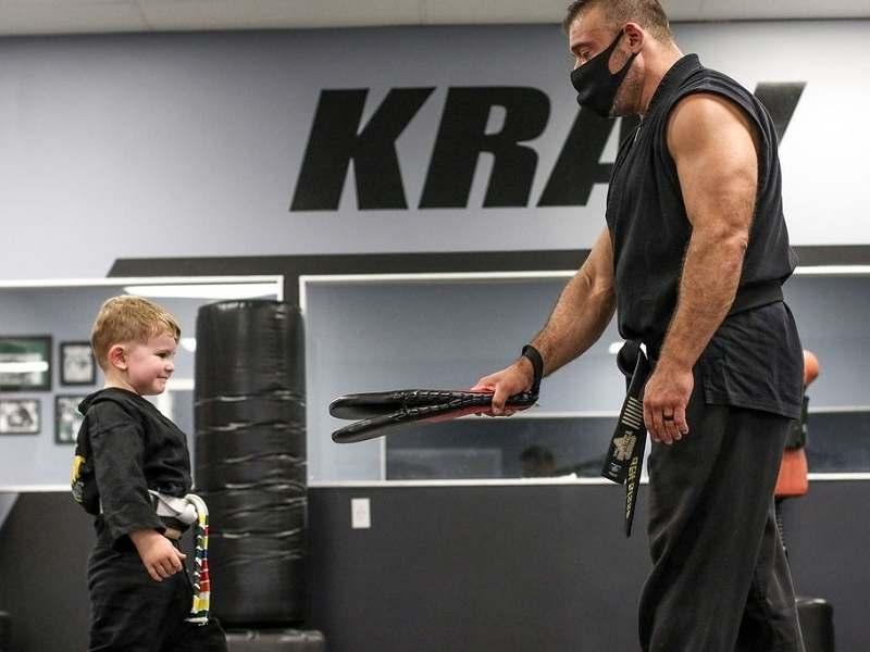 Preschool1, Impact Family Martial Arts Newark OH
