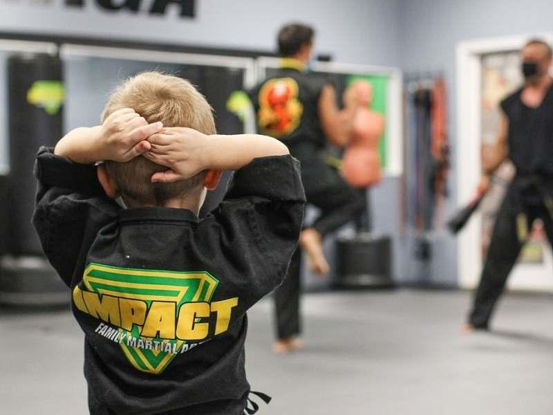 Preschool2, Impact Family Martial Arts Newark OH