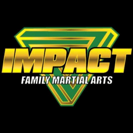 Impact Loggo 1, Impact Family Martial Arts Newark OH